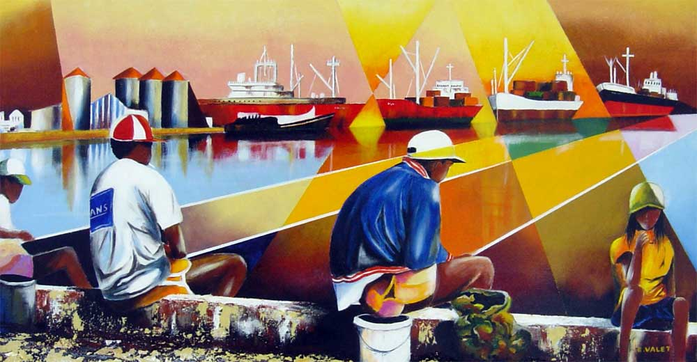 Pêche à la SLN(vendu)