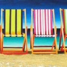 Farniente sur la plage(vendu)