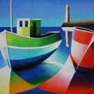 les barques(vendu)