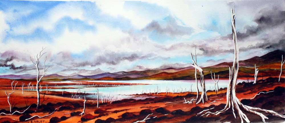 Lac de Yaté (vendu
