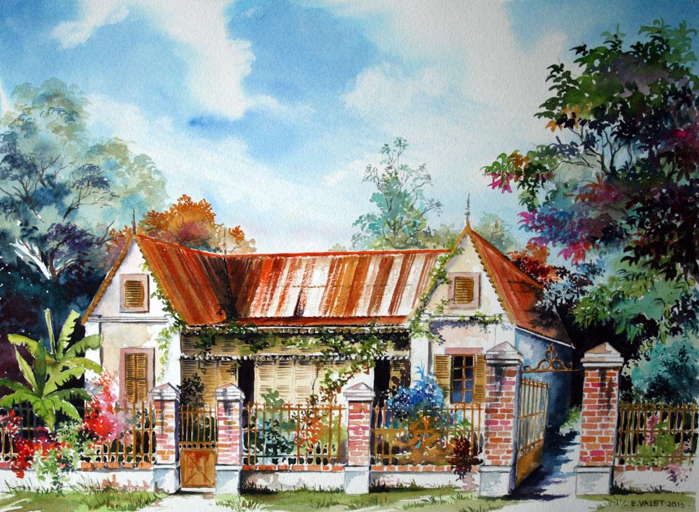 Maison Sourget